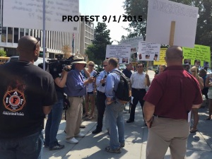 Protest 9/1/15